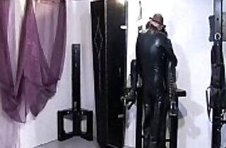 Master tortures a hot slave girl.  xxx porn