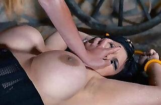 Prisoner Humiliation Milfs Pussy With Strap.  xxx porn
