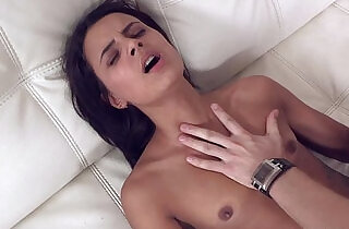Young Veronica did not want to be a pussy first time she had sex.  xxx porn