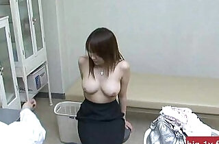 Young woman is used by her perverted gynecologist during a examination.  xxx porn