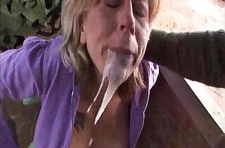 swedish girl takes cum deep.  xxx porn
