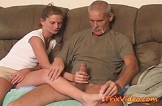 Daddy fucks while moms at work.  xxx porn