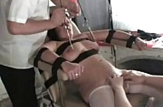 Filthy Shaz medical fetish and doctors electro bdsm of nipple tortured p.  xxx porn