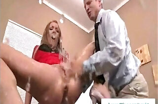 Amy Brookes Amazing Red Dress squirt scene.  xxx porn
