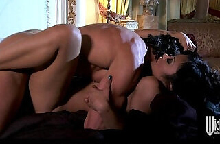 Hot horny Asian wife Kaylani Lei loves it rough passionate sex.  xxx porn