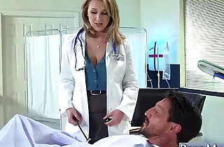 Hot Sex Adventures With sexy horny patient and Doctor And Patient video.  xxx porn