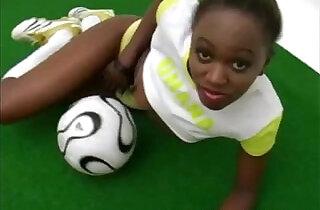 Beautiful African babe doing a striptease.  xxx porn