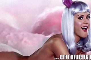 Katy Perry Nude Celebrity Big Bouncing Tits.  xxx porn