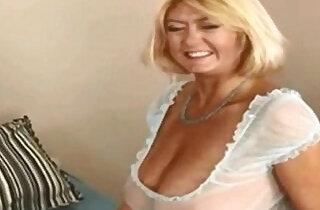 Cougar Gets Some.  xxx porn