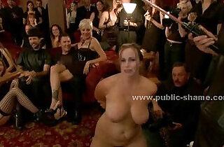 Naked sex slaves public torturing.  xxx porn