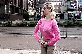 Wonky Chessie Kay Public Pissing.  xxx porn