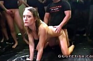 She licking vagina while men pissing over the two.  xxx porn