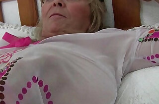 British granny Isabel has big tits and a fuckable fanny.  xxx porn