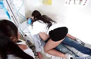 Amazing Sex Between Doctor And Nasty Horny sluty Patient marta la croft clip.  xxx porn