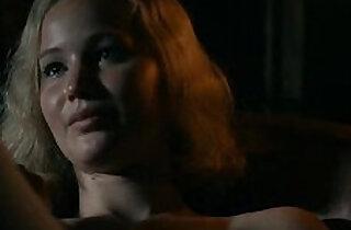 Jennifer Lawrence Having An Orgasam In Serena.  xxx porn