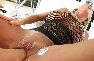 Fist Flush lesbians fist themselves and squirt.  xxx porn