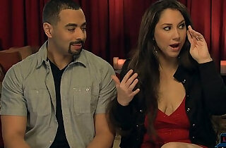 Couple analyzes the experience they had in a Swingers house.  xxx porn