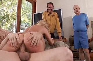 Lonely Housewife Makes Hubby Angry.  xxx porn