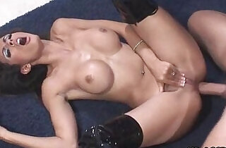 Anal strapon fuck in fetish boots.  xxx porn