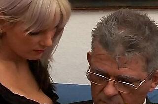 Daddy fucks daughter on sofa.  xxx porn