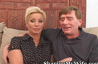 Mature Pussy Banged In Front Of Hubby.  pussycats   xxx porn