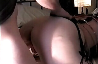 Horny Hooker Drilled Doggy Style.  xxx porn