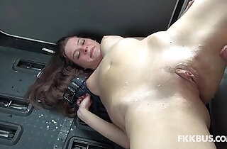 Sex Bus Cumshots.  xxx porn