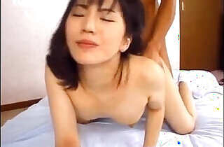 Japanese Model is fucked in vagina.  xxx porn