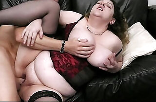She lures hubby into sex but wife finds them.  xxx porn