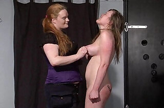 Taylor Hearts bizarre lesbian humiliation and boot licking submission of spanked.  sapphic erotica  ,  spanked   xxx porn