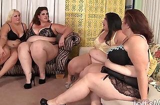 Becki Butterfly, Erin Green, Jade Rose, Lady Lynn plumper orgy.  orgies  ,  plump   xxx porn