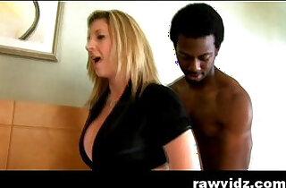 Sara jay loves big black cocks.  xxx porn
